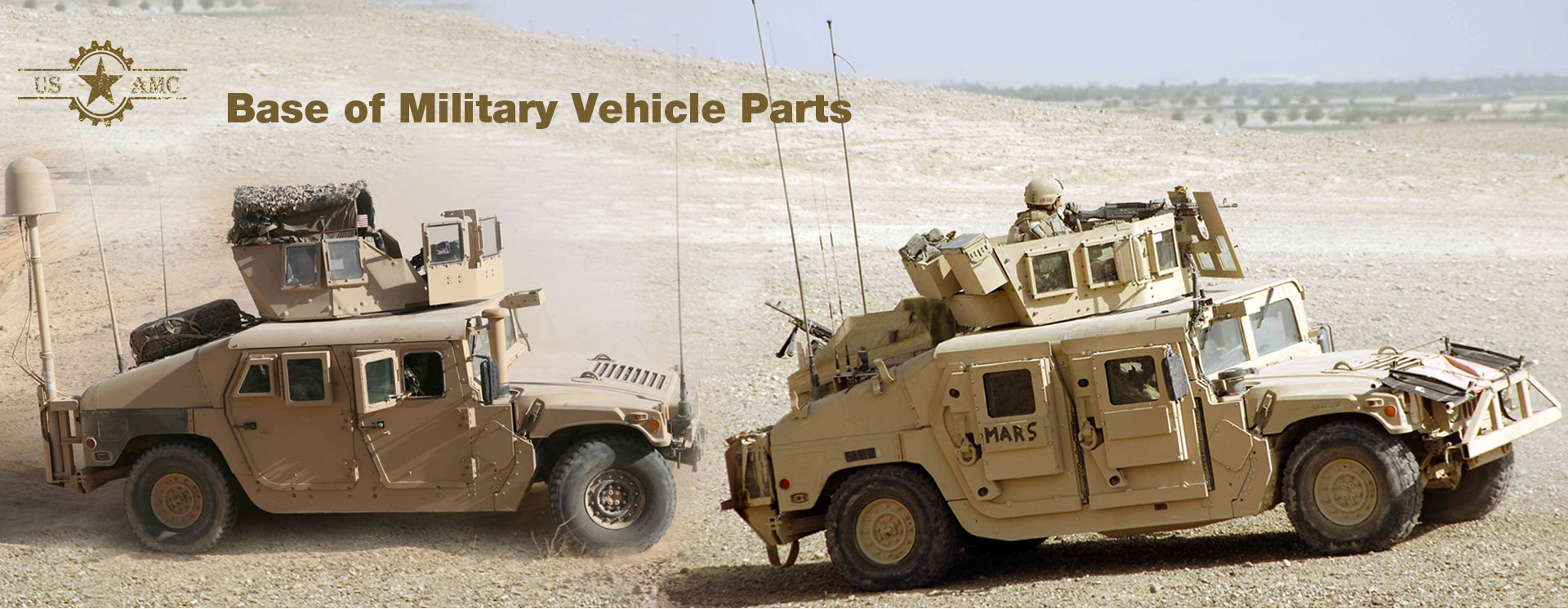 Base of Military Vehicle Parts